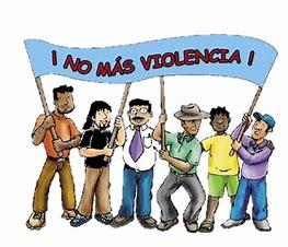Resultado de imagen de evitar violencia