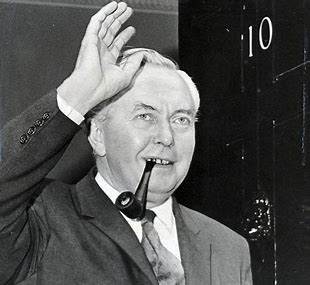 Image result for harold wilson images