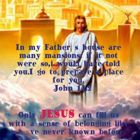 Image result for In Jesus'ds father's house there are many mansions