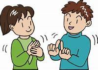 手話イラスト に対する画像結果