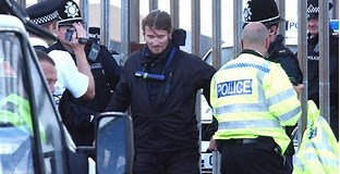 Image result for Mark Kennedy undercover cop England