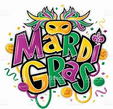 Image result for Mardi Gras Clip Art