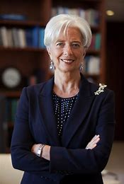Image result for images of christine lagarde