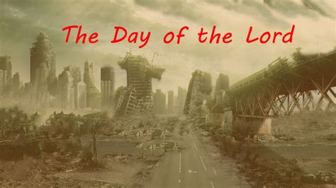 Image result for the day of the Lord