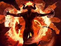 Image result for The Strong MAN DEMON IN THE BIBLE
