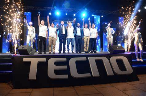 Tecno Spark 3 Launch Event