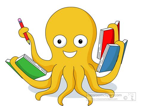 Image result for octopus classroomclipart free