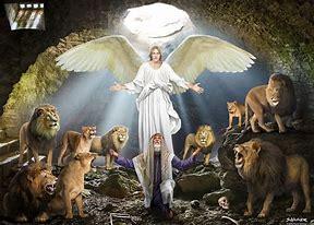 Image result for daniel in the lion's den
