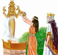 Image result for king solomon and idolatry