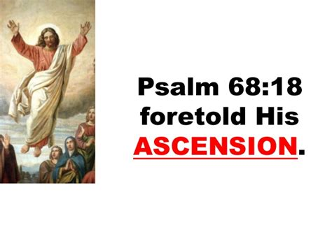 Image result for psalm 68:18