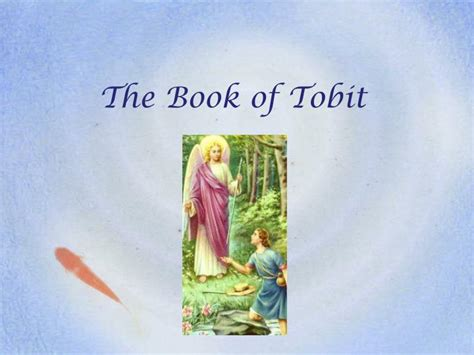 Image result for book of Tobit