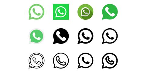 Resultado de imagen de logos del  Whatsapp