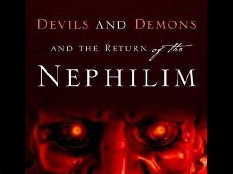 Image result for demons are the dead nephilim