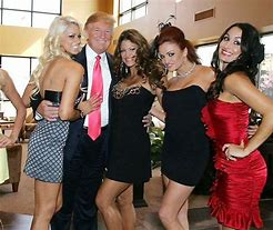 Image result for images donald trump with beautiful women
