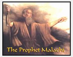 Image result for Malachi Bible