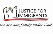 Image result for Justice for Immigrants Logo