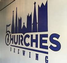Image result for five churches brewing