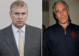 Image result for prince andrew and epstein