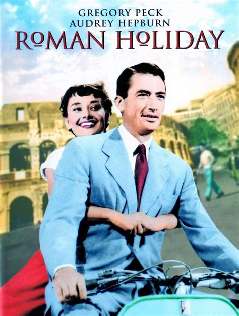 Image result for photos of roman holiday movie posters