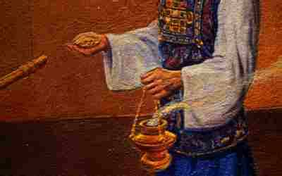 Image result for ISRAEL SINNED AGAINST GOD BY BURNING INCENSE