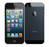 Image result for Apple 5 iPhone. Size: 167 x 160. Source: www.ebay.com