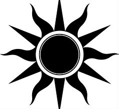 Image result for black sun