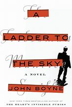 Image result for a ladder to the sky book image