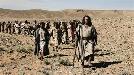 Image result for israelites in the wilderness
