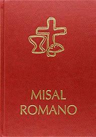 Resultado de imagen de misal romano