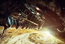 Image result for Space Battle Wallpaper. Size: 130 x 88. Source: wallpapersafari.com