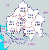Image result for Gyeonggi Province. Size: 157 x 160. Source: en.wikipedia.org