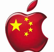 CHINA USES APPLE AS BAIT!