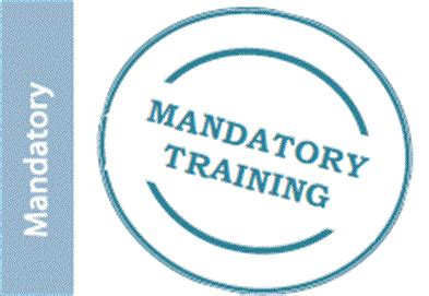 Image result for mandatory health training