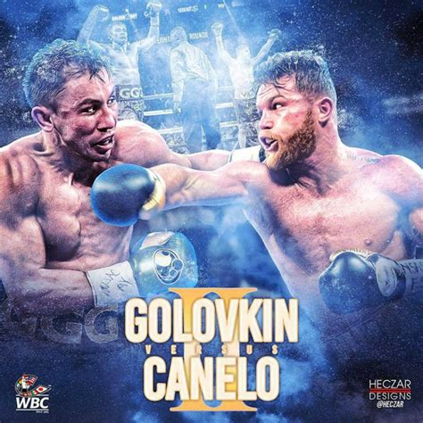 Image result for golovkin vs alvarez poster