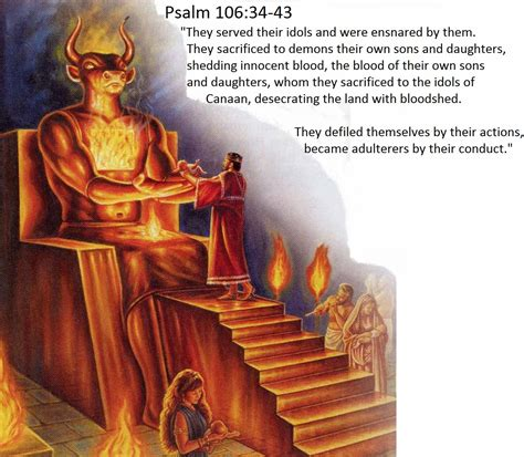 Image result for baal worship