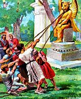 Image result for kING jOSIAH DESTROYED THE IDOLS AND HIGH PLACES