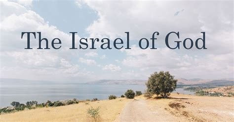 Image result for The Israel of God