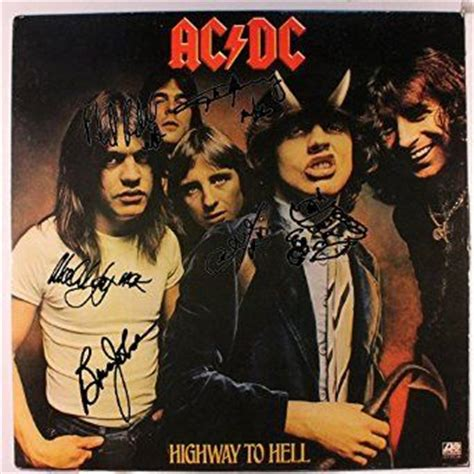 Image result for ac dc highway to hell album cover