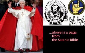 Image result for satanism in religion