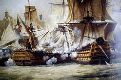 Image result for Battle of Trafalgar