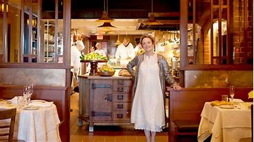 Image result for images alice waters' restaurant california
