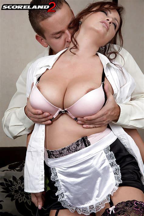 Hardcore maid sex-leclamitre