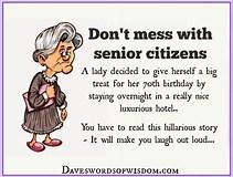 Image result for Funny Senior Citizen Poems. Size: 211 x 160. Source: www.pinterest.com