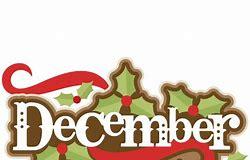 Image result for December Clip Art