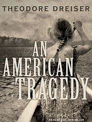 Image result for images cover dreiser american tragedy