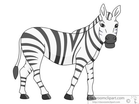 Image result for zebra classroomclipart free