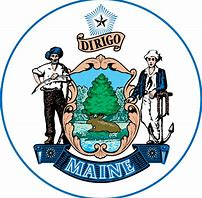 Image result for maine state seal