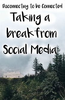 Image result for taking a break from social media giphy