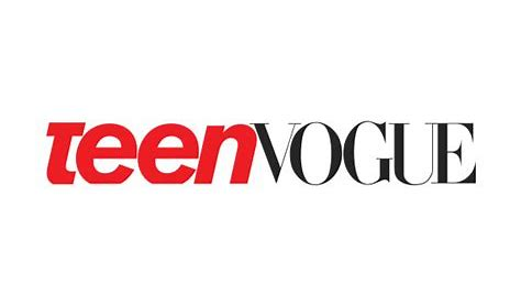 Image result for teen vogue logo