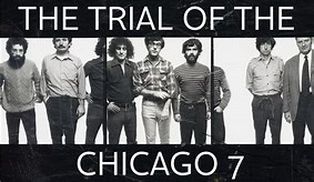 Image result for the Movie Trial of the Chicago Seven